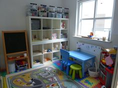 Unique, Inexpensive, or DIY Ideas for a Play Therapy Room