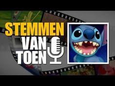 De Nederlandse stemacteur van 'Stitch' - YouTube