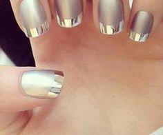 I def need some metallic polish like this...