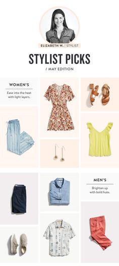 Stylist Picks: May Edition | Stitch Fix Style