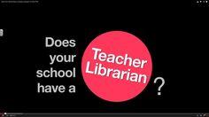 Teacher librarians make a difference