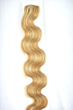 6 Pieces 20 Light Brown Blonde Mix #12/613 Body Wavy Clip on in 100% Real Human Hair Wave Extensions 30 Grams by MyLuxury1st. $39.99. Feel free to contact Myluxury1st for any questions or request, always happy to help!