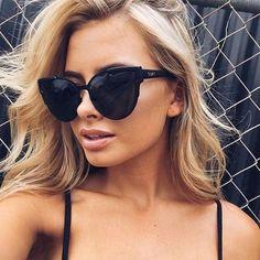 Модные солнцезащитные очки 2018-2019 года: 70 лучших моделей, фото, новинки, тренды   GlamAdvice