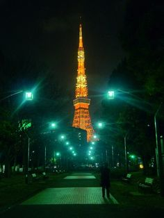 Tokyo Tower by roku on PHOTOHITO Tokyo Tower, Building, Travel, Viajes, Buildings, Destinations, Traveling, Trips, Architectural Engineering