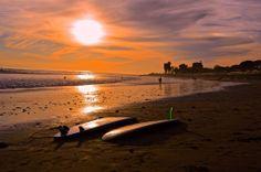 Surfboards, Ventura, California