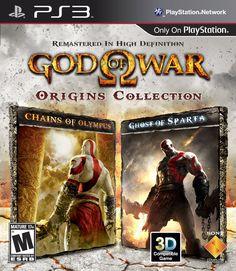 Dos aventuras épicas liberados en PS3 por primera vez (God of War: Chains of Olympus y God of War: Fantasma de Esparta). Compra fácil y seguro en www.kemik.gt