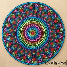 Mandala Design, Mandala Art, Mandalas Painting, Mandala Canvas, Mandalas Drawing, Mandala Pattern, Mandala Painted Rocks, Mandala Rocks, Dot Art Painting
