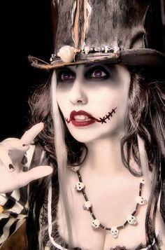 Gallery For > Voodoo Priestess Halloween Costume Costume Halloween, Halloween Chic, Voodoo Costume, Theme Halloween, Holidays Halloween, Halloween Make Up, Halloween Face Makeup, Voodoo Halloween, Steampunk Halloween