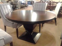 "54"" Highland House table"