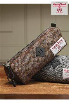 Harris Tweed Pencil Case