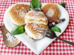 Di gotuje: Kokosowe placuszki z białek