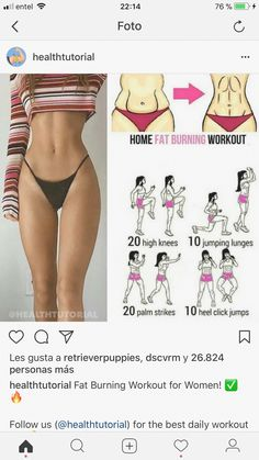 Get healthier with healthy detox. - Get healthier with healthy detox. Get healthier with healthy detox. Slim Waist Workout, Workout For Flat Stomach, Butt Workout, Smaller Waist Workout, Gym Workout Videos, Gym Workouts, Workout Plans, Exercise Videos, Fitness Exercises