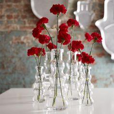 Mallorca Glass Vases    Crate