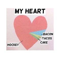 My Hockey Heart