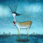 Deer to my heart by Amanda Cass