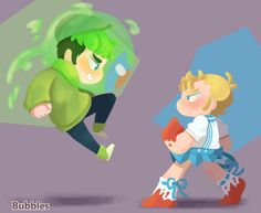kihori: 3, 2, 1… FIGHT! Which player will win, jacksepticeye or pewdie? Check out cheapcookiez's Subscribe & Punch!
