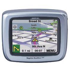 Magellan RoadMate 2200T 3.5-Inch Portable GPS Navigator Review