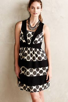 Deco Dot Dress