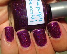 My Nail Polish Obsession: Superficially Colorful: Things I Love Collection
