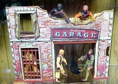 mego playsets | Mego of the Day is the Planet of the Apes Forbidden Zone Trap playset ...