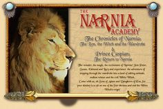 Online Learning & Homeschooling: The Chronicles of Narnia: The Lion, The Witch and The Wardrobe Free online resources, 4-week course, videos, and more