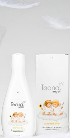 Teana Angels on Packaging of the World - Creative Package Design Gallery