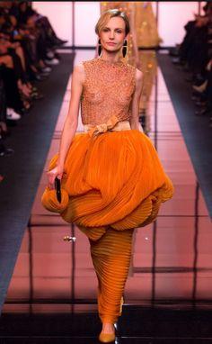 Armani Prive 2017 haute couture via vogue.com
