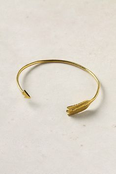 Huyana Cuff, Arrow - Anthropologie.com $48.00
