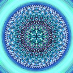 Mandala, Bible, Spirituality, Biblia, Mandalas, The Bible