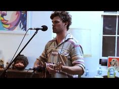 "▶ Vance Joy - Riptide (Live) - YouTube  ""closest thing to Michelle Pfieffer that you've ever seen"""