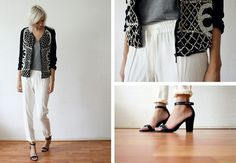 Beads and pearls (by Sietske L) http://lookbook.nu/look/4075796-Beads-and-pearls