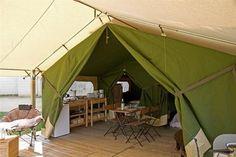 Tente Freeflower / camping belle ile en mer/