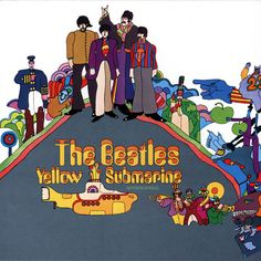 60s and 70s Rock Album Covers   Quattro sconosciuti (o quasi) per The Yellow Submarine