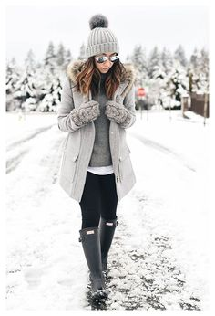 Winter Outfits For Teen Girls, Stylish Winter Outfits, Winter Dress Outfits, Winter Outfits For Work, Winter Outfits Women, Winter Fashion Outfits, Dress Winter, Trendy Outfits, Winter Clothes