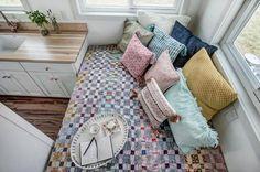 Ένα μικρό σπίτι των <i>9 τετραγωνικών μέτρων</i> που χώρεσε άνετα τα βασικά!