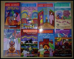 Anne George Southern Sister Series one of the most fun series I have ever read!!!!!!!!!!!