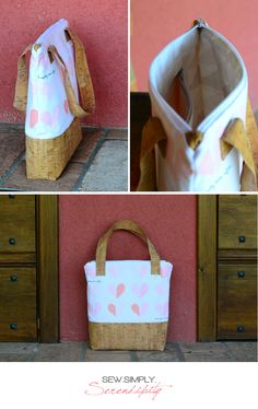 Sewing Stitches, Stitching, Creations, Crafting, Tote Bag, Bags, Inspiration, Fabric, Cool Bag