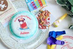 Beauty, Books and Babble: Getting Cake Through the Letterbox with Baker Days + Giveaway