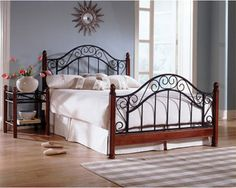 Wood King Headboards on Frisco Metal And Wood