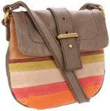 Fossil Mason Patchwork Mini Bag,Stripe,One Size Mini Crossover, Crossover Bags, Handbag Accessories, Fashion Accessories, Fossil Bags, Beautiful Bags, Mini Bag, Real Leather, Saddle Bags