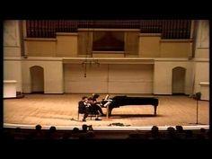 Itzhak Perlman Live in Russia - YouTube