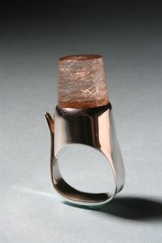 Ring, designed by Torun Bülow-Hübe for Georg Jensen