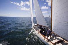 Panerai Classic Yachts Challenge: Marblehead Corinthian Classic Yacht Regatta