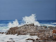 Oil on canvas. 61 x 46 cm.