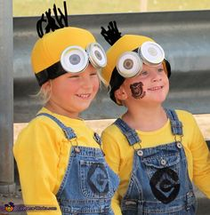 Minions - 2013 Halloween Costume Contest