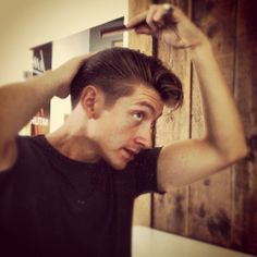 ALEX TURNER: your hair is kind of magical.