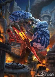 Titans Return Fortress Maximus