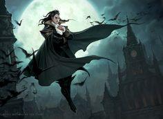 Vampir sinte cool