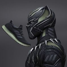 low priced a0be1 d0b0d The Black Panther lives! Take a look at this from featuring Adidas Share  your fan art using the hashtag!