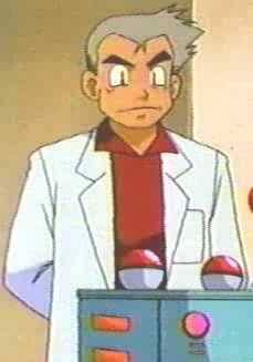 Proffessor Oak was originally going to be a person you could battle in Pokemon Red and Blue. It is possible to battle him using hacks within the original games. He has a team of Pokemon that include Arcanine, Tauros, Exeggutor, Blastoise, and Gyrados.